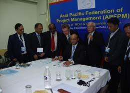 APFPM MOU Signature Ceremony