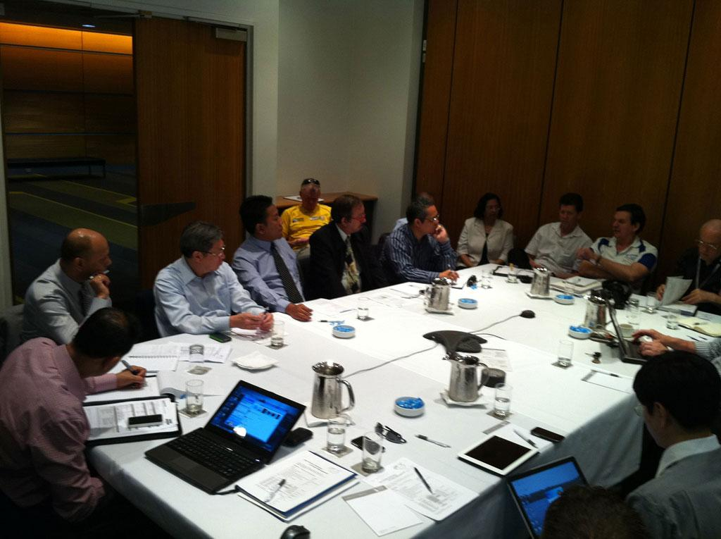 APFPM Meeting-Brisbane